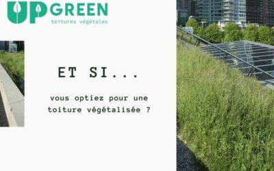 Et si… vous optiez pour une toiture végétalisée ? : guide pratique